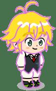 〈憤怒の罪〉メリオダス:ラインレンジャー