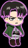 【LINEレンジャー×進撃の巨人】リヴァイ1