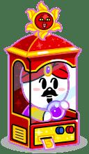 太陽の占い師ムーン:ラインレンジャー