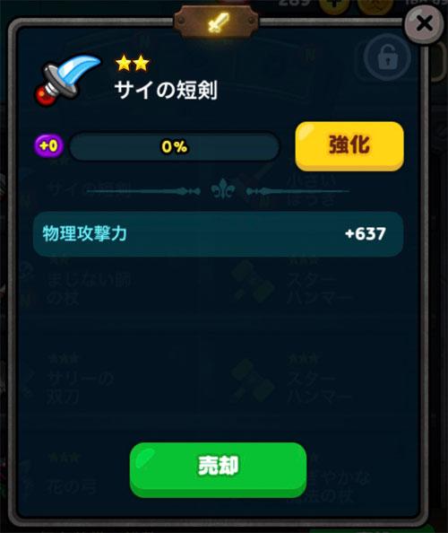 ★2装備:オプション1つ