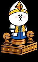 8★チェスクイーンコニー
