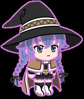 ★8水聖級魔術師ロキシー